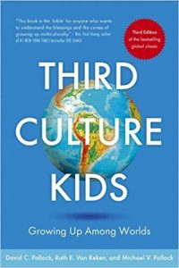 Couverture d'ouvrage : Third Culture Kids: The Experience of Growing Up Among Worlds