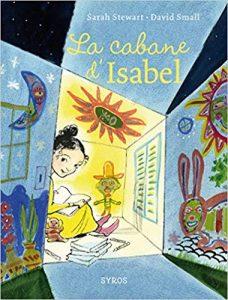 Couverture d'ouvrage: La cabane d'Isabel