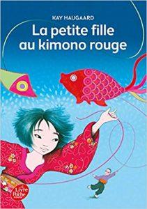 Couverture d'ouvrage: La petite fille au kimono rouge