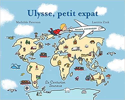 Couverture d'ouvrage: Ulysse, petit expat